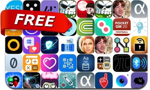 iPhone & iPad Apps Gone Free - February 1, 2021