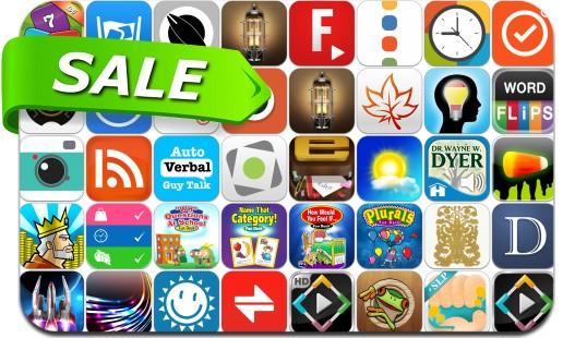 iPhone & iPad App Price Drops - September 11, 2014
