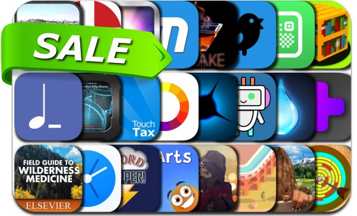 iPhone & iPad App Deals | iOSnoops