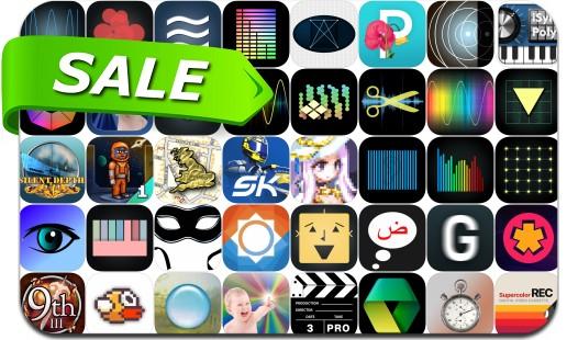 iPhone & iPad App Price Drops - January 2, 2021