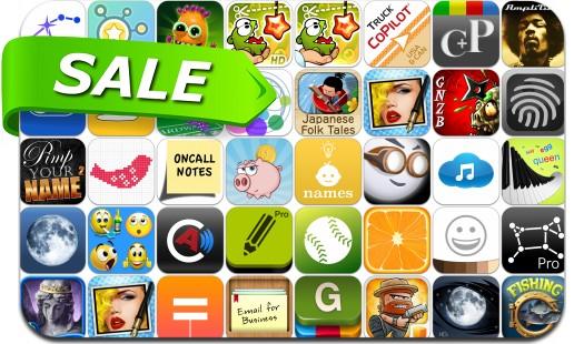 iPhone & iPad App Price Drops - November 7, 2014