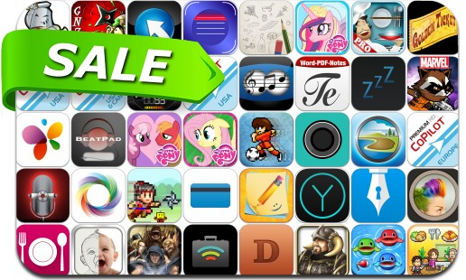 iPhone & iPad App Price Drops - August 8, 2014