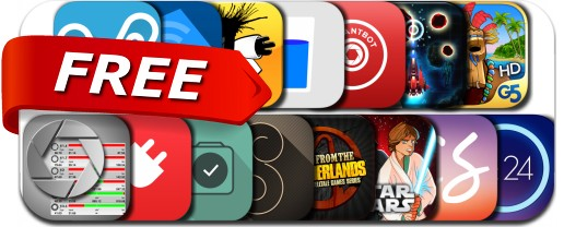 iPhone & iPad Apps Gone Free - October 7, 2015