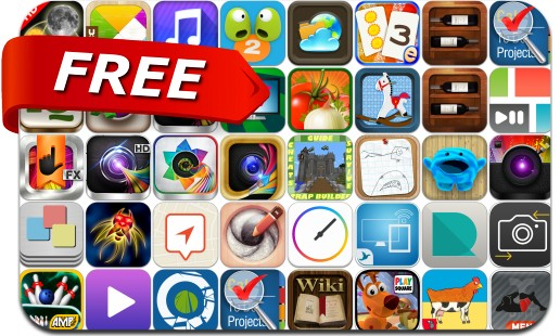 iPhone & iPad Apps Gone Free - November 14