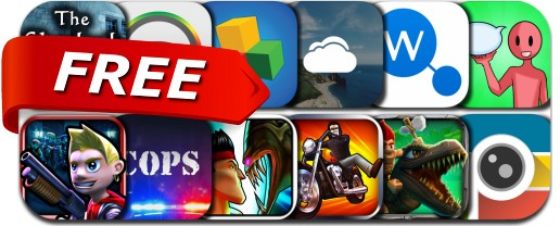 iPhone & iPad Apps Gone Free - December 25, 2016