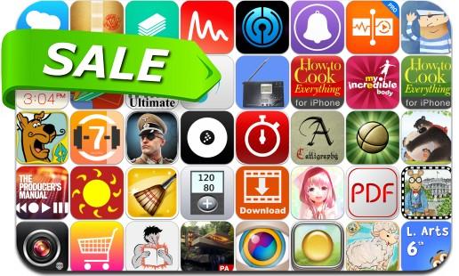 iPhone & iPad App Price Drops - June 7, 2014