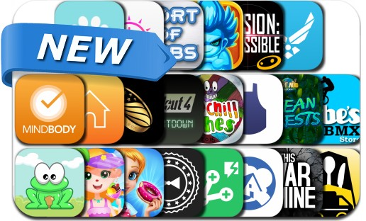 Newly Released iPhone & iPad Apps - July 16, 2015