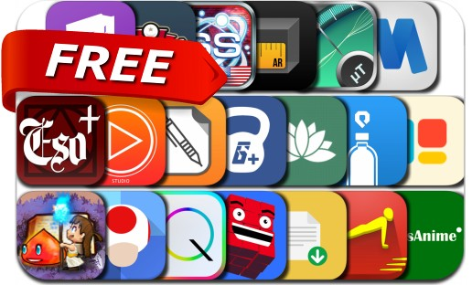 iPhone & iPad Apps Gone Free - August 20, 2018