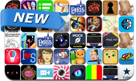 Newly Released iPhone & iPad Apps - March 16, 2014