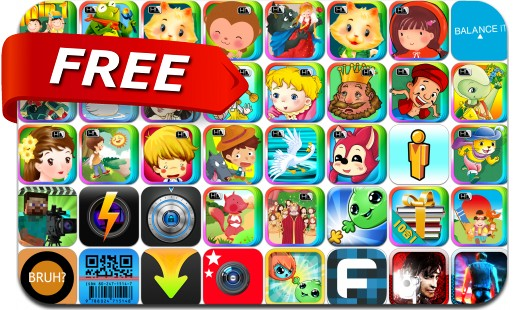 iPhone & iPad Apps Gone Free - October 18, 2014