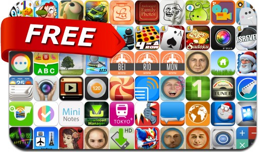 iPhone & iPad Apps Gone Free - December 13