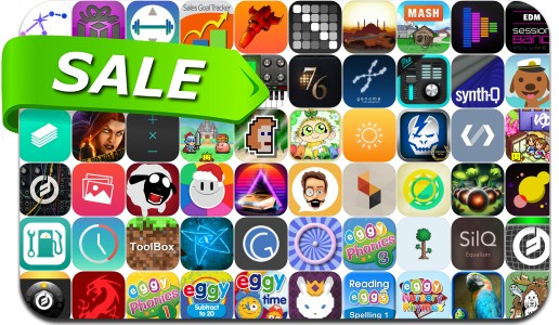 iPhone & iPad App Price Drops - December 24, 2016