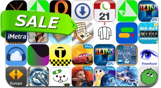 iPhone & iPad App Price Drops - October 15, 2015