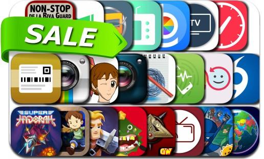 iPhone & iPad App Price Drops - July 7, 2018