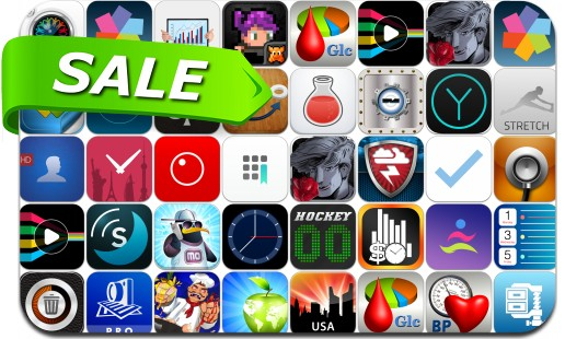 iPhone & iPad App Price Drops - June 30, 2014