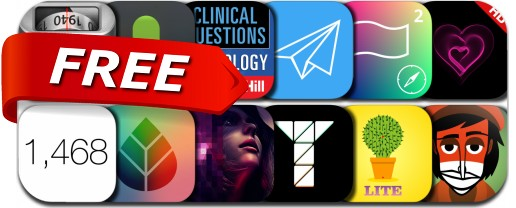 iPhone & iPad Apps Gone Free - December 26, 2016