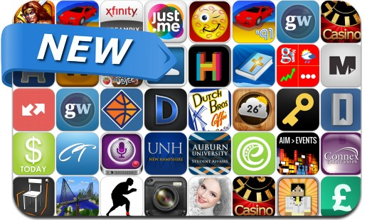 Newly Released iPhone & iPad Apps - April 17