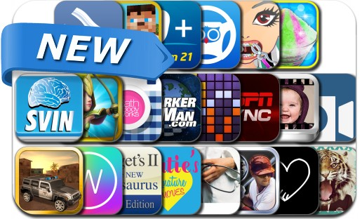 Newly Released iPhone & iPad Apps - October 27