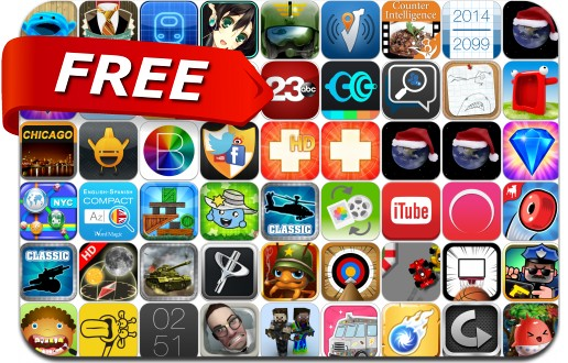 iPhone & iPad Apps Gone Free - December 5