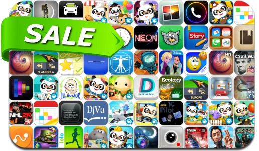 iPhone & iPad App Price Drops - March 25, 2015