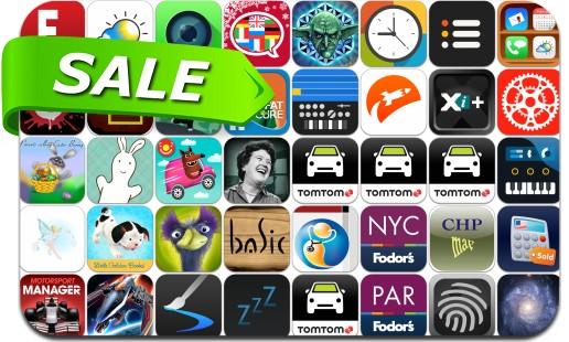 iPhone & iPad App Price Drops - January 22, 2015