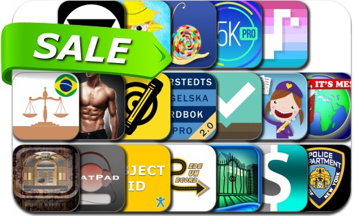 iPhone & iPad App Price Drops - January 18, 2015