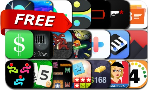 iPhone & iPad Apps Gone Free - November 8, 2018