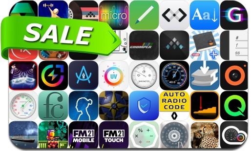 iPhone & iPad App Price Drops - July 5, 2021