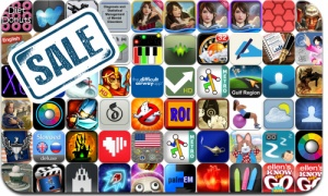 iPhone and iPad Apps Price Drops - October 17