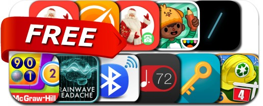 iPhone & iPad Apps Gone Free - November 28, 2016