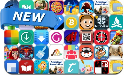Newly Released iPhone & iPad Apps - March 22, 2014