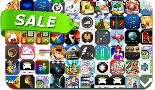 iPhone & iPad App Price Drops - April 17, 2014