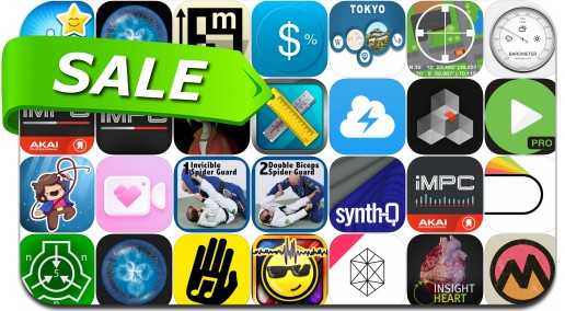 iPhone & iPad App Price Drops - September 22, 2017