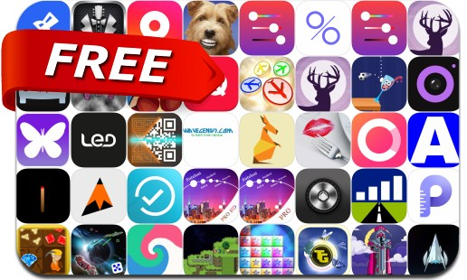 iPhone & iPad Apps Gone Free - September 28, 2020