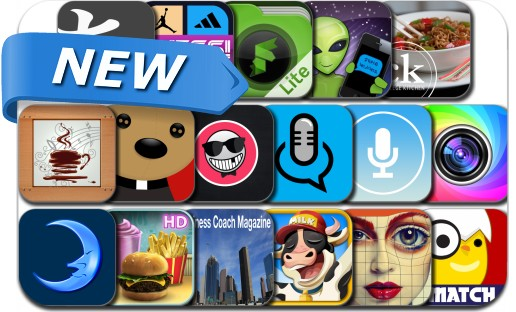 Newly Released iPhone & iPad Apps - August 12