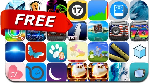iPhone & iPad Apps Gone Free - September 8, 2017