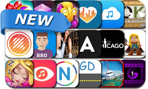 Newly Released iPhone & iPad Apps - January 21, 2016