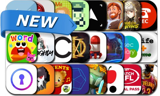 Newly Released iPhone & iPad Apps - February 3, 2017