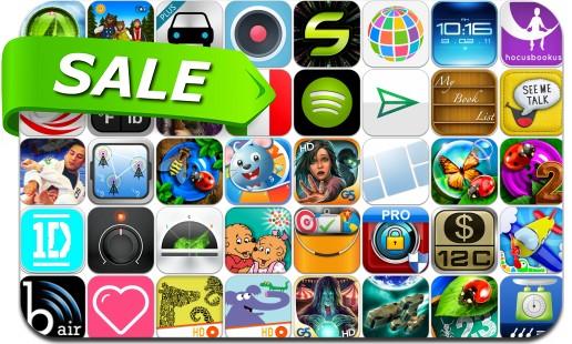iPhone & iPad App Price Drops - April 21, 2014
