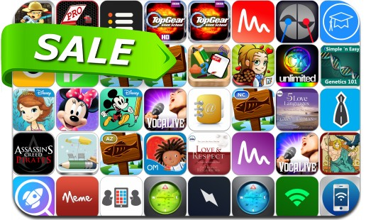 iPhone & iPad App Price Drops - February 11, 2014
