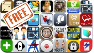iPhone and iPad Apps Gone Free - August 19