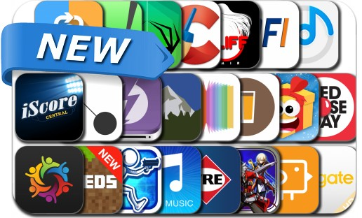 Newly Released iPhone & iPad Apps - May 16, 2015