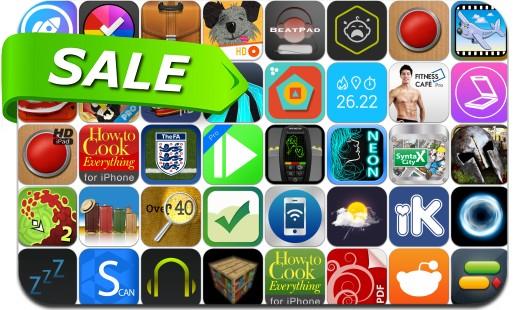 iPhone & iPad App Price Drops - April 30, 2014