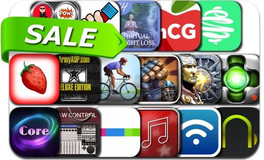 iPhone & iPad App Price Drops - August 23, 2015