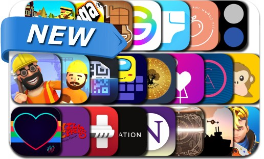 Newly Released iPhone & iPad Apps - February 8, 2021