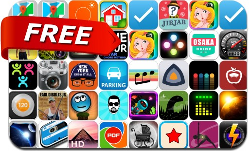 iPhone & iPad Apps Gone Free - November 25, 2014