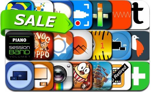 iPhone & iPad App Price Drops - July 28, 2018