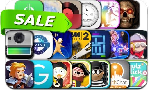 iPhone & iPad App Price Drops - May 8, 2018