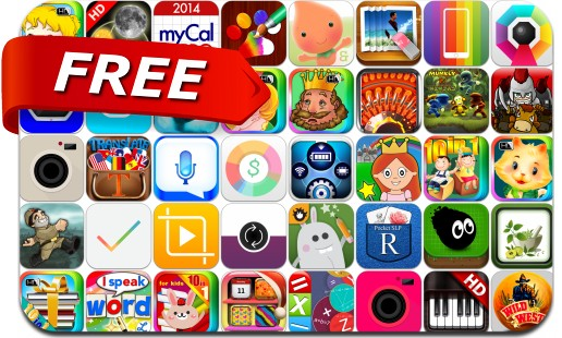 iPhone & iPad Apps Gone Free - January 10