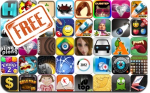 iPhone and iPad Apps Gone Free - August 4